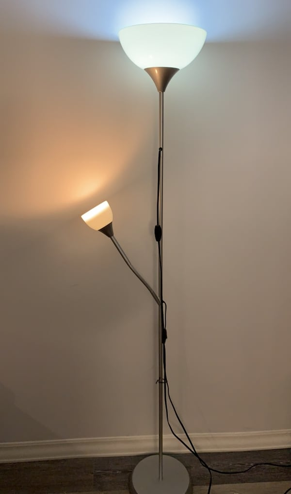 Floor lamp double c1789537-2bff-4516-a5c1-ffffb762483c