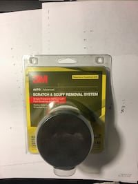 scratch and scuff removal system 克林顿, 39056
