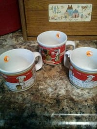 Campbell's Coffee mugs