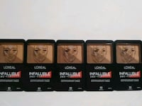 Loreal Infallible Pro Contour and Highlight Palett Garland, 75041