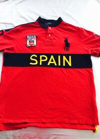 Polo Ralph Lauren Spain big pony polo Mississauga, L5M 0Y2
