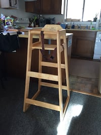 High chair- counter height Tahoe Vista, 96148
