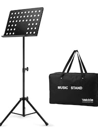 Music stand computer stand
