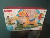 Fisher-Price activity walker box Huntington, 11743