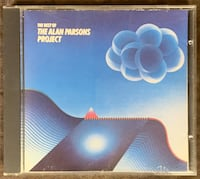Best Of Alan Parsons Project CD Lebanon