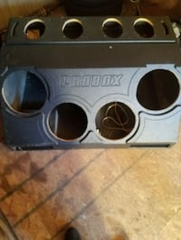NEED GONE ASAP...Super Bass ported speaker box