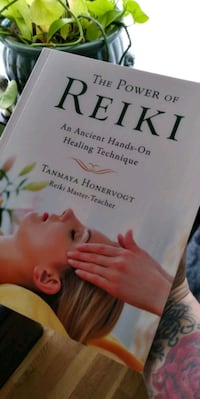 The Power of Reiki Book