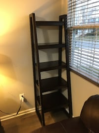 Solid Wood Etagere Cabinets