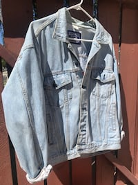 HardRock Cafe Denim Jacket  Cypress, 90630