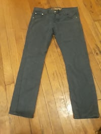 black straight-cut jeans Richmond, 23227