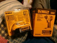DeWalt cordless hand drill with box Easton, 18045