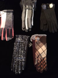 New stylish gloves! Great Christmas gifts .. credit cards transactions available  Glendora, 91741