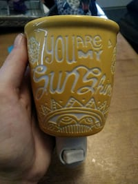 """""""you are my sunshine"""" scentsy wax melter Thorold, L2V"""