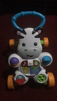 Fisher-Price Learn With Me Zebra Walker Silver Spring, 20906