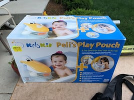 Baby Bathtime Play Pouch
