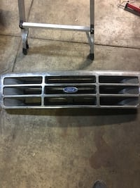 90's Ford grill