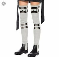 1000% AUTHENTIC Givenchy Thigh high Sock Boots New York, 10463