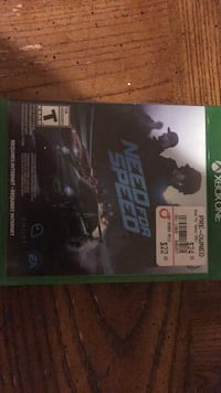 Xbox one need for speed Frederick, 21703
