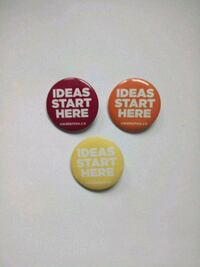 University of Waterloo Buttons