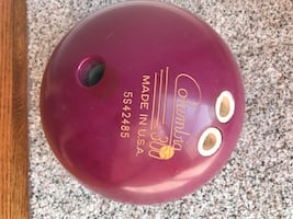 10 pin bowling ball