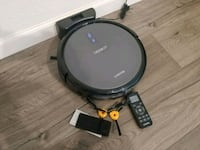 DEEBOT N79 DN622 Robot Vacuum with Remote Merced, 95348