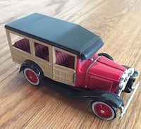 1929 Ford wagon diecast  Plymouth