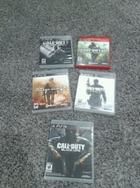 Call of duty for the ps 3 Belleville, K8P 2L4