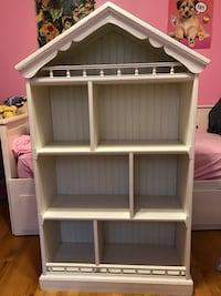 Custom Built Dollhouse Style Bookshelves Savage, 20763