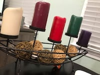 5 Candle  decoration stand Rockville, 20850
