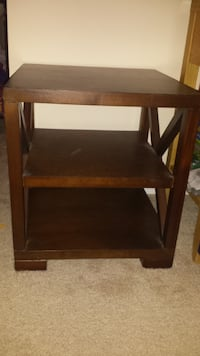 End Table PINEVILLE