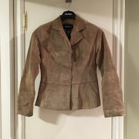 brown and gray button-up jacket Toronto, M9A 4R7