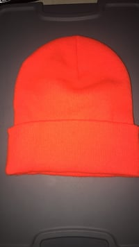 Orange Beanie Sacramento, 95838