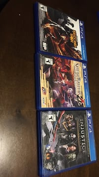 PS4 Game Bundle Kissimmee, 34741