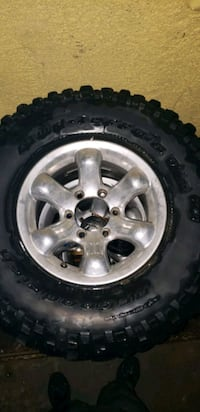 Rims and tires    32 11.50  r15 Las Vegas, 89119