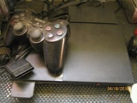 black Sony PS3 Slim with controller Surrey, V3T 5T5