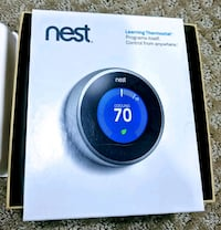 Nest Wi-Fi Thermostat Ashburn