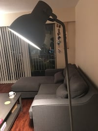IKEA floor lamp! Almost new!! only use for a few weeks! New Westminster, V3M 3Y2