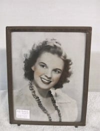 Judy Garland Framed 8 x 10 Deerfield, 53531