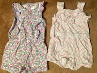 Girls Summer Clothes 13 mi