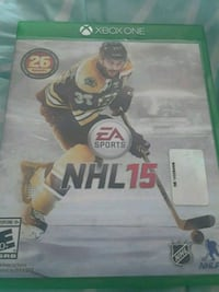 Console.Game NHL 15 AND 17 Silver Spring, 20903