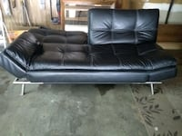 black  tufted sofa and bed Norco, 92860