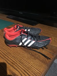 Adidas Soccer Shoes (size 11)