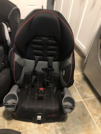 Booster car seat - excellent condition.