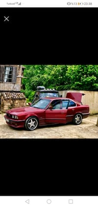 1992 BMW 5-Series acill