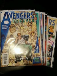 Avengers forever comics Mississauga, L5W 1Y6