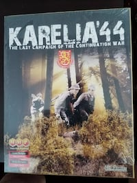 KARELIA '44 BOARD Game Falls Church, 22046