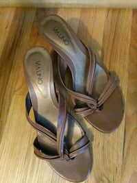 UnoVia leather Brazilian sandle heels  Winchester, 22602