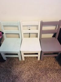 3 kid chairs Moore, 73160