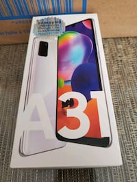 Samsung Galaxy A31 - 64gb - 4gb ram ( see description)