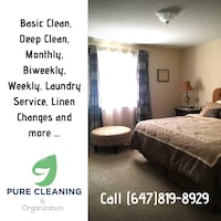 House cleaning Mississauga, L5N 7H6